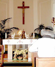 About Eucharistic Adoration